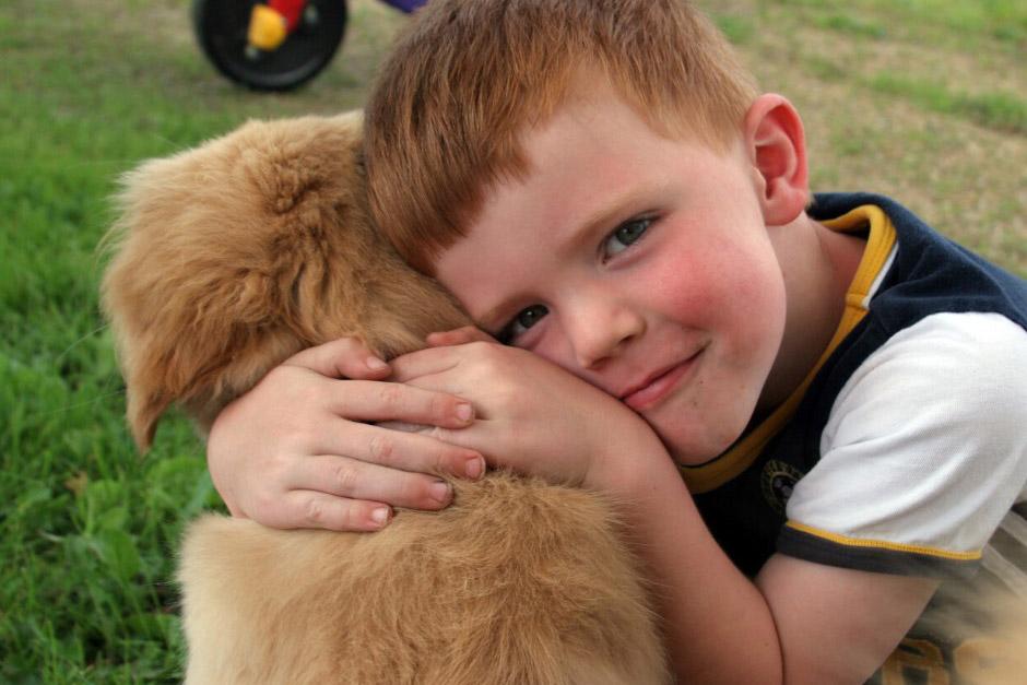 tucson dog training for kids